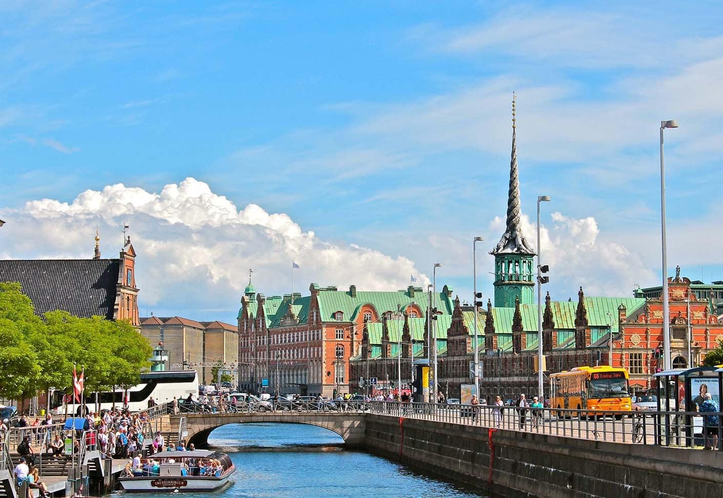 Copenhagen city image – updated