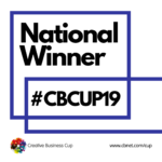 The Creative Business Cup logo
