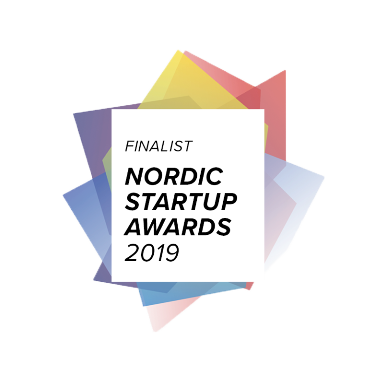 The Nordic Startup Awards logo
