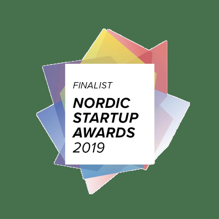 The Nordic Startup Awards logo