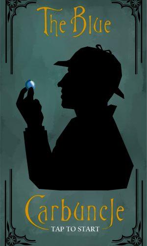 Sherlock Holmes tour start screen 2