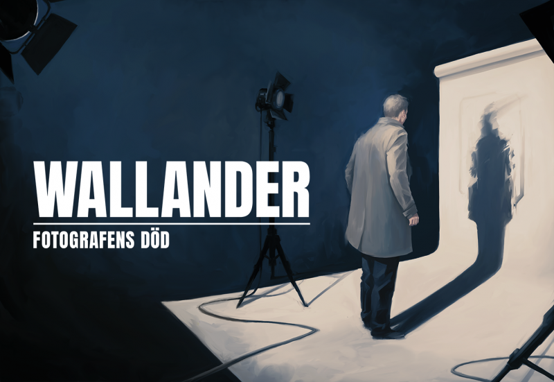 Wallander: The Death of the Photographer